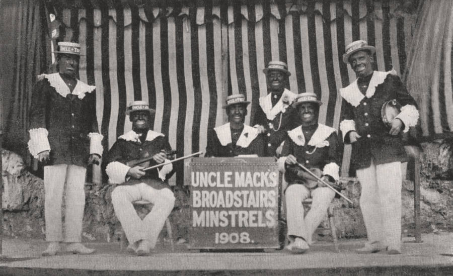 Uncle Macks Broadstairs Minstrels