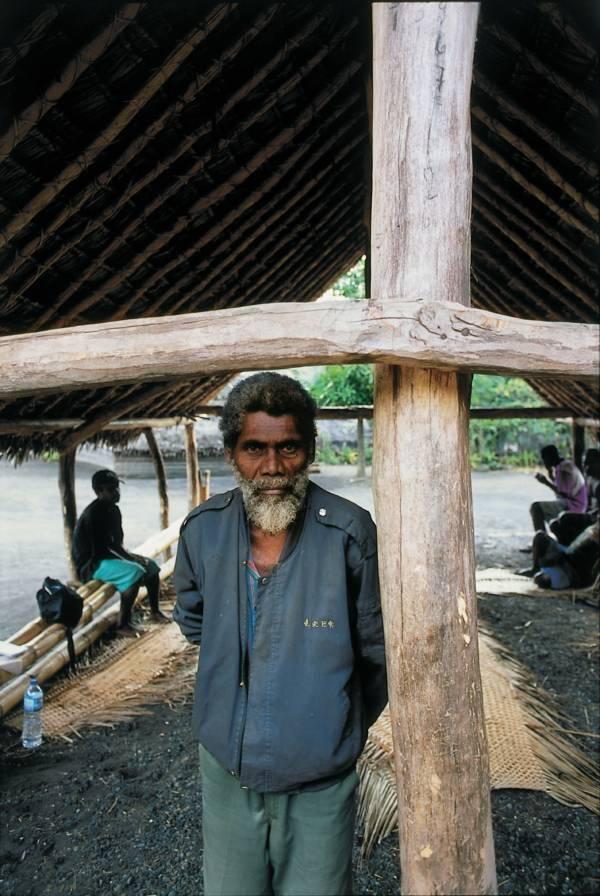 Vanuatu Carg Cult Jacket