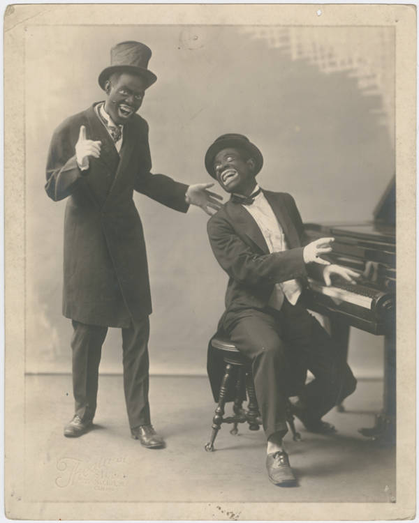 Vaudeville Simms And Wiley