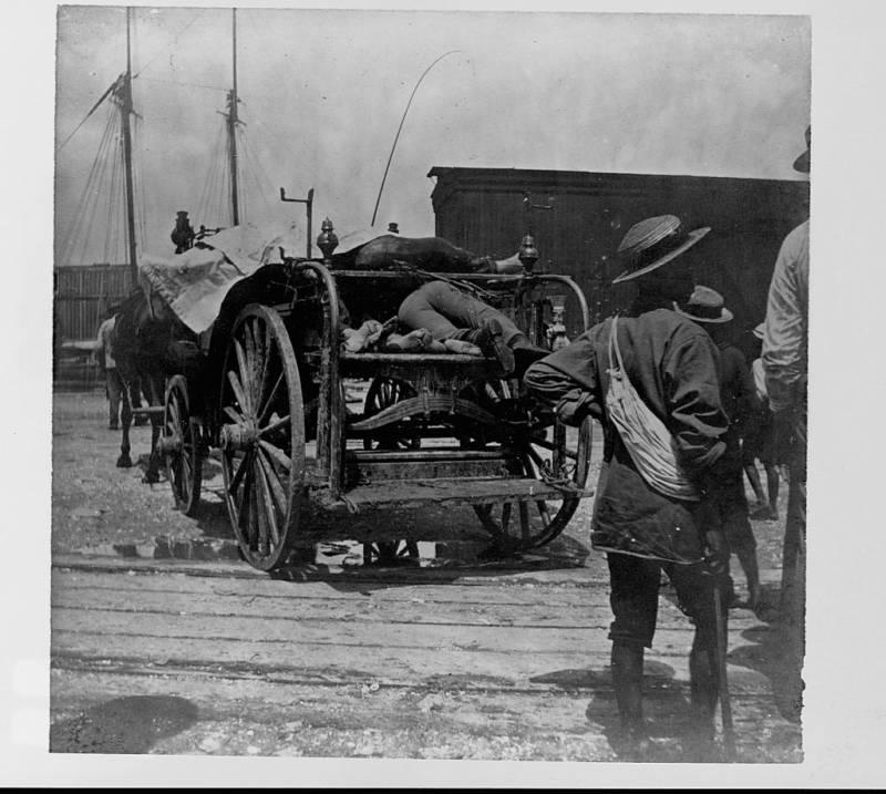 Wagon Hearse