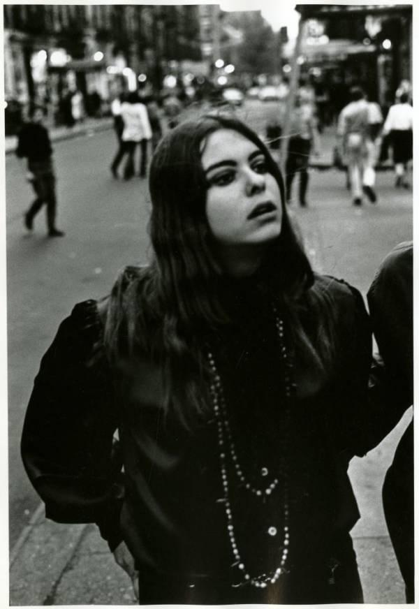 Woman On Bleeker St