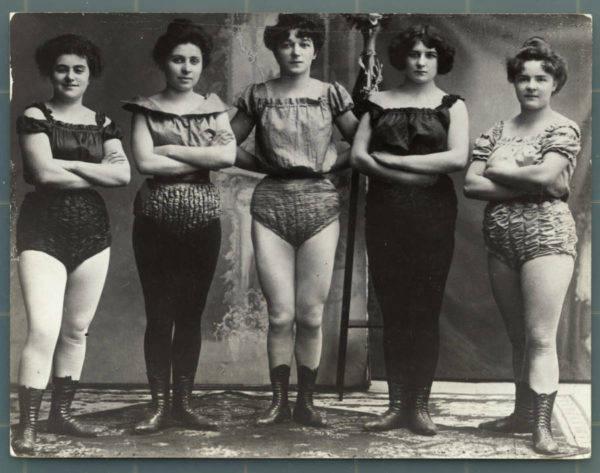 Women's Wrestling Performers