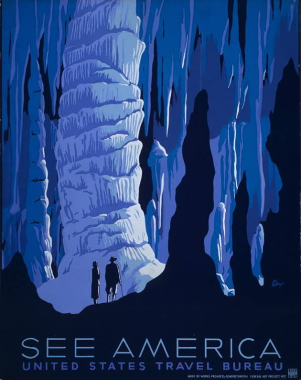 New Deal Caverns
