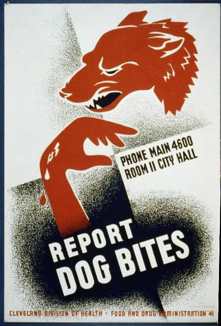 New Deal Dog Bite