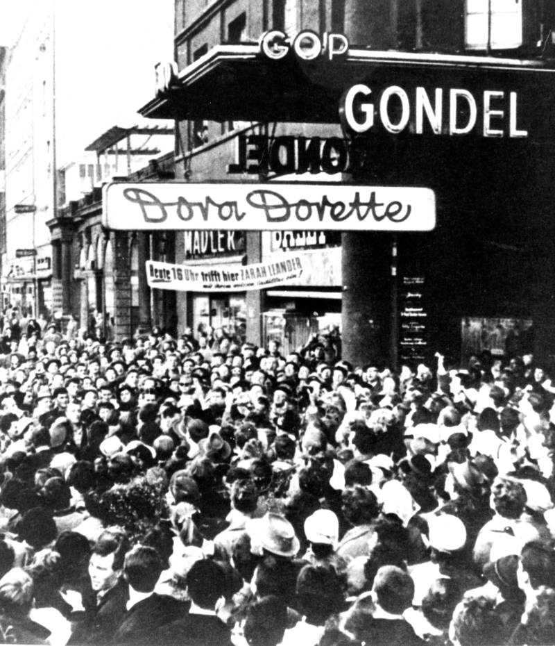Nazi Propaganda Films: Photos Of Hitler's Hollywood In Action