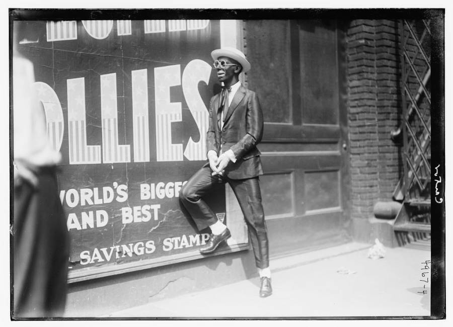 Ziegfield Follies Minstrel Show