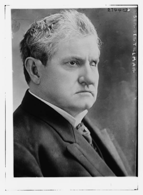 Senator Ben Tillman