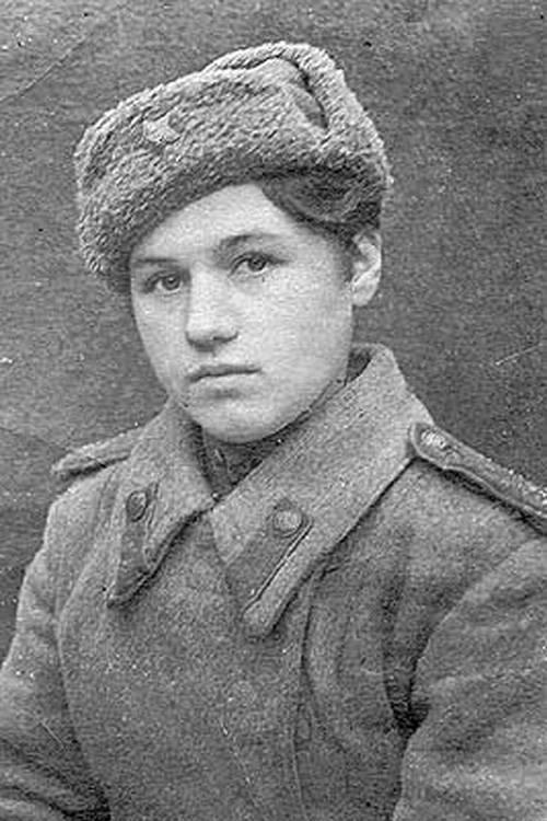 Soviet Snipers Klavdiya Kalugina