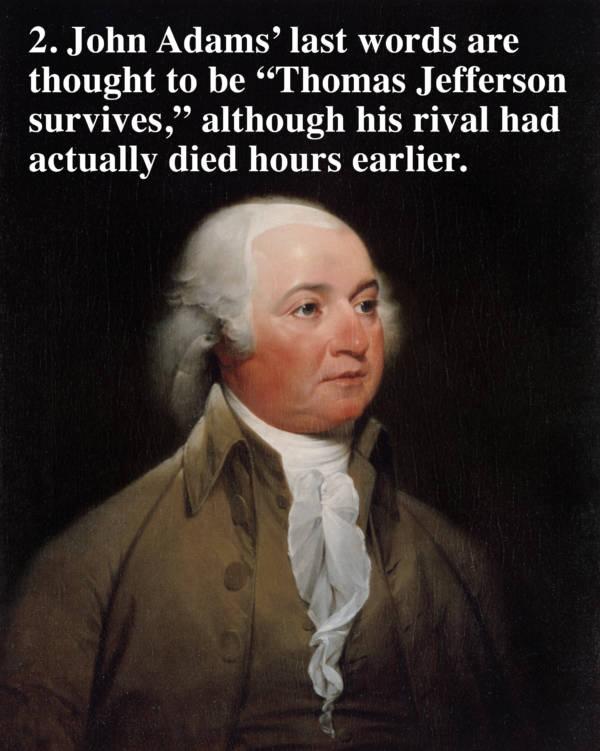 Adams Jefferson Quote