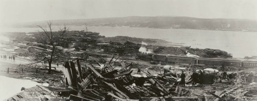 After The Halifax Explosion