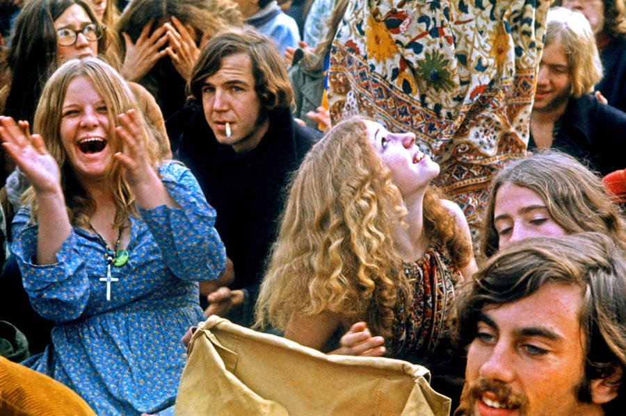 Altamont Hippies