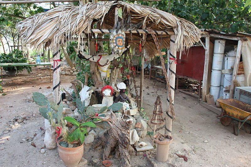 Altar Cuba