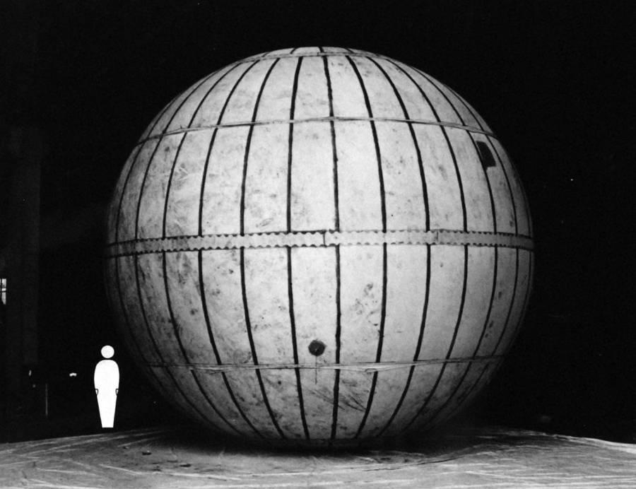 Balloon Bomb Scale