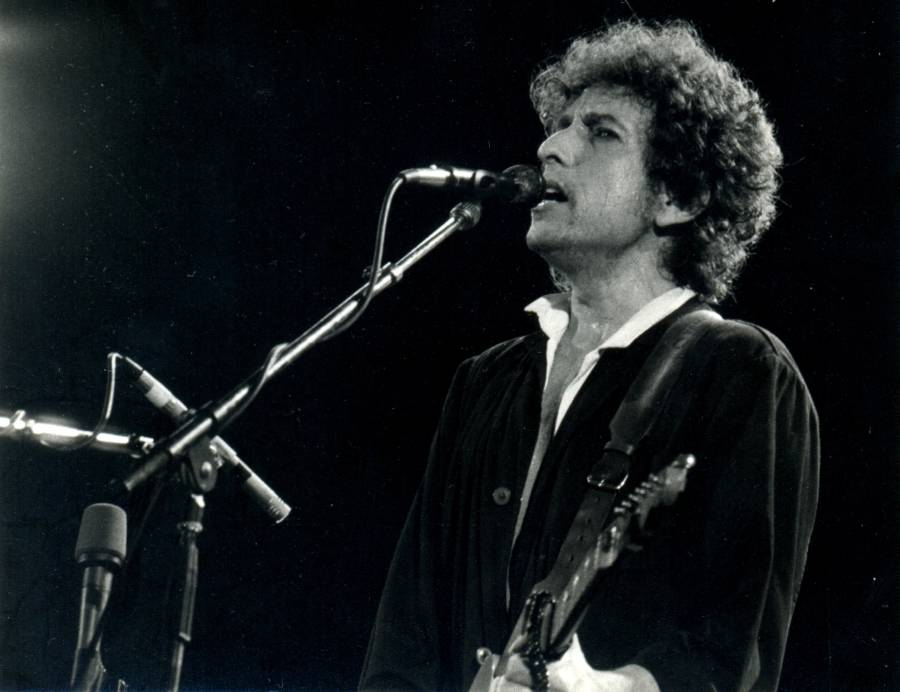 Bob Dylan Microphone