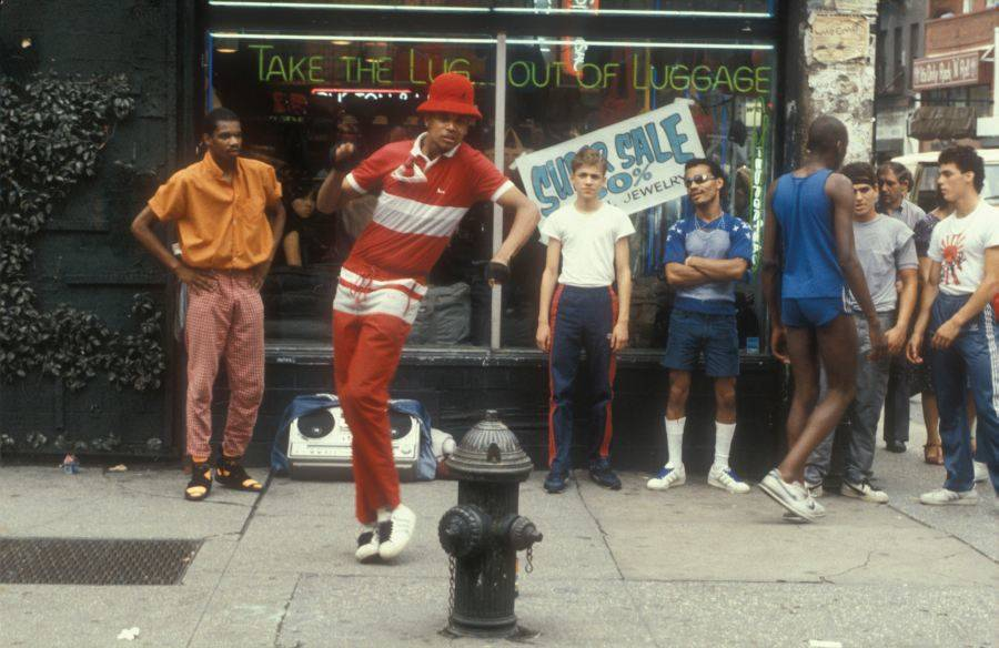Breakdancers Red Kangol Hat