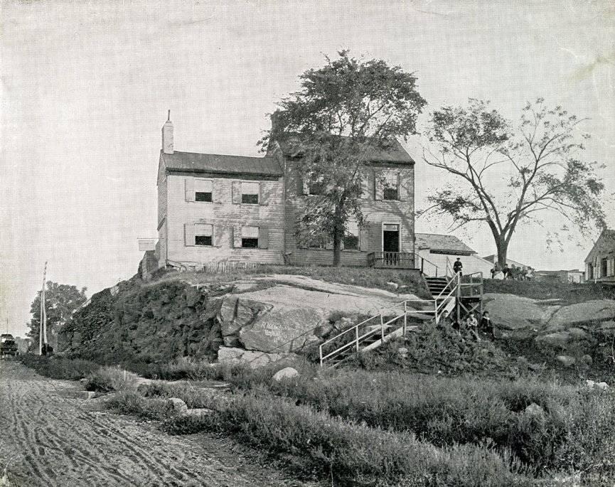Brennan Farmhouse Undeveloped Ny