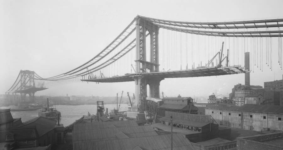26 Incredible Photos Of New York City Before It Became New York City