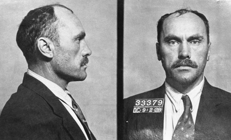 Carl Panzram Late In Life