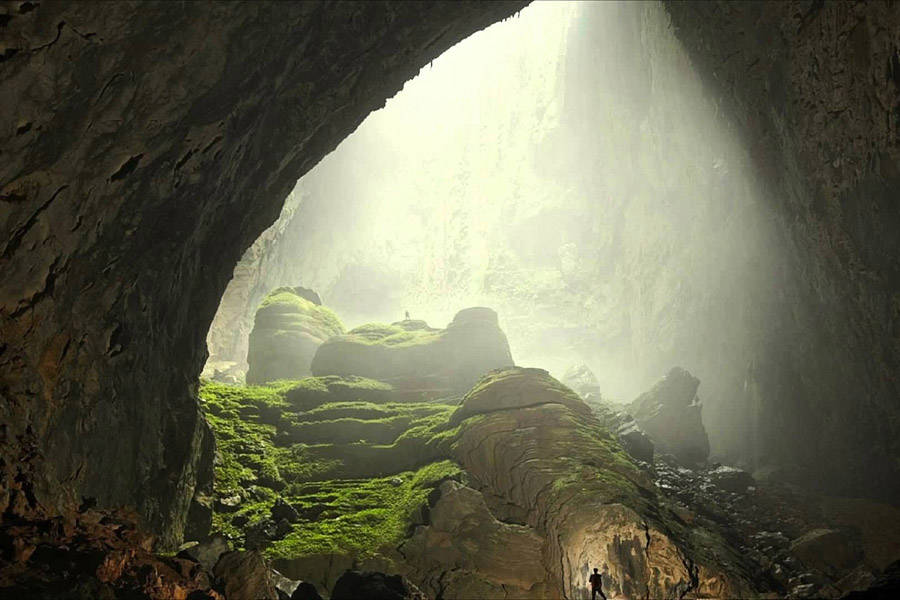 Earth's Largest Cave