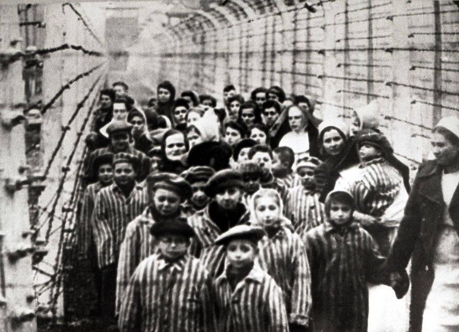 Children In Camp