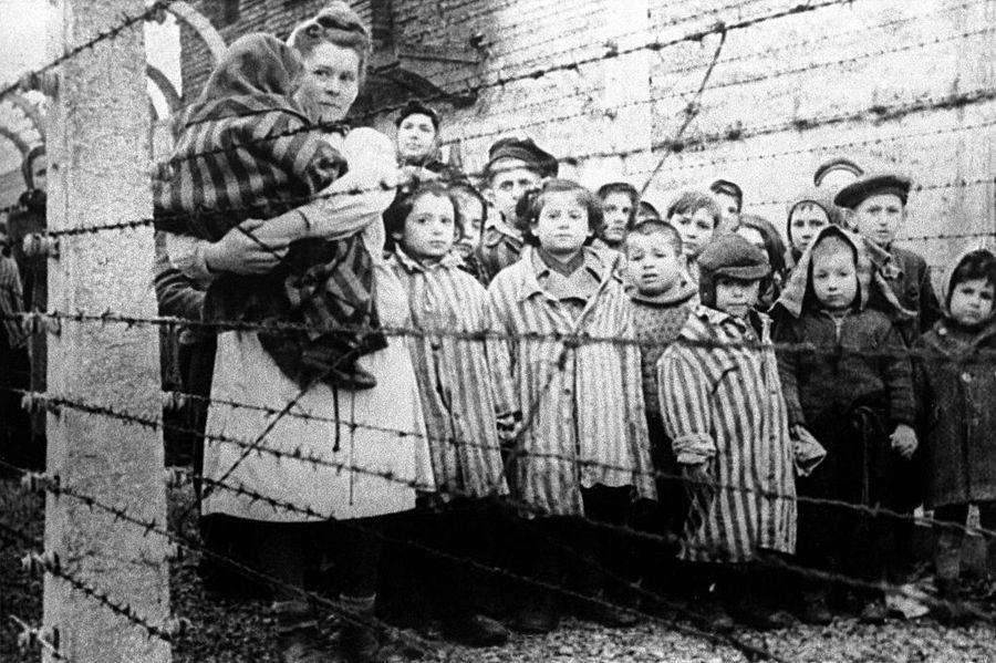 Children Of World War 2