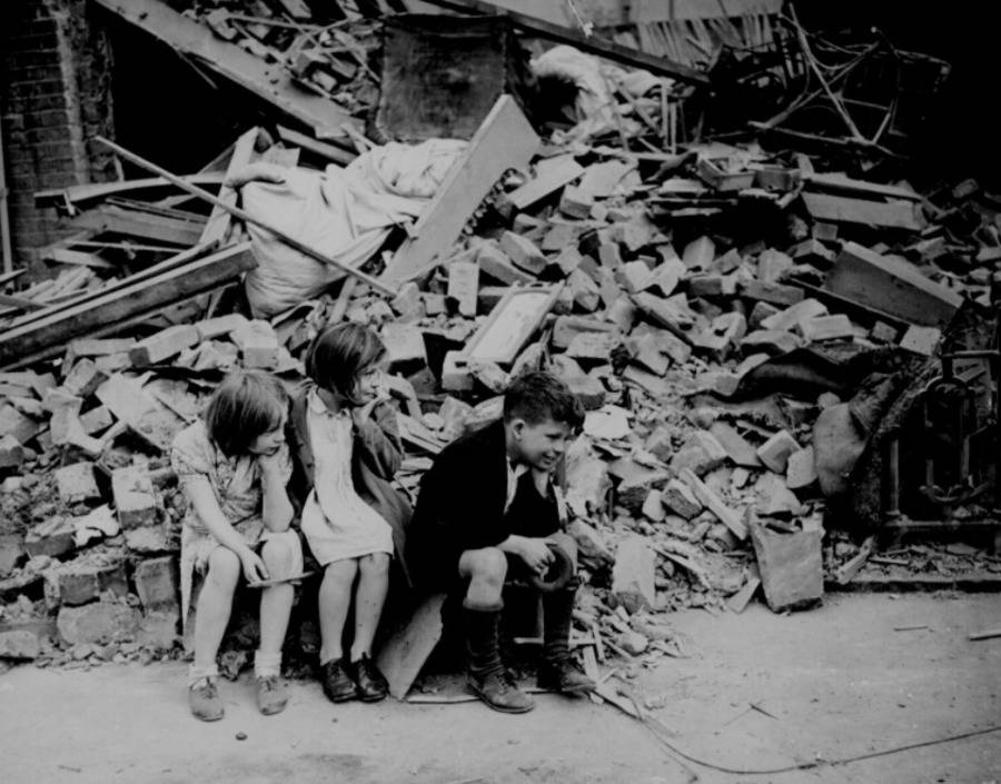 Children World War 2