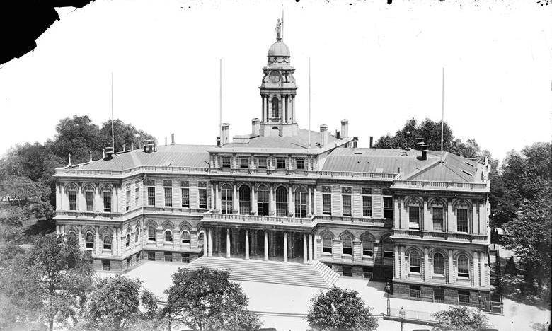City Hall Undeveloped