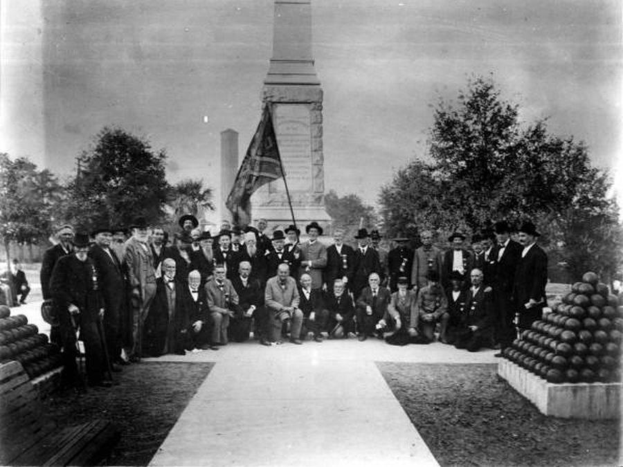 Civil War Veteran Reunion Pensacola