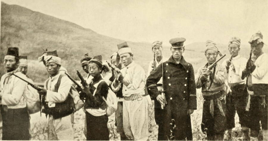 Company Korean Rebels