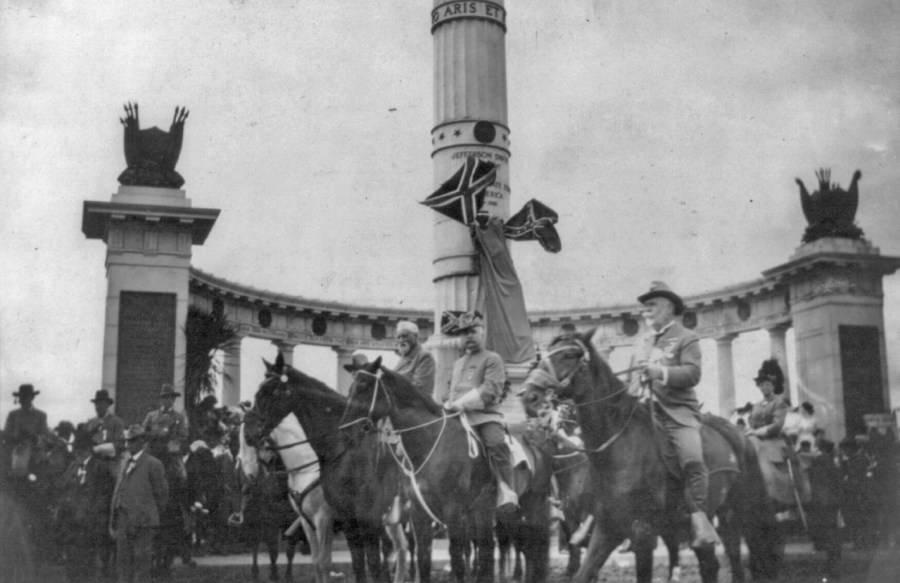 Confederate Reunion Parade Richmond