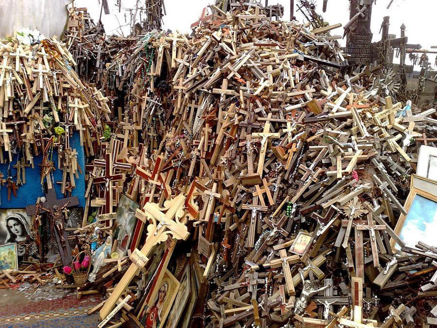 Cross Pile