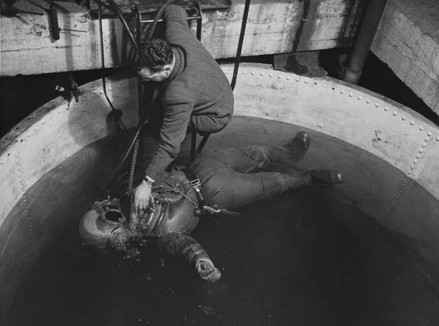 Diver Training