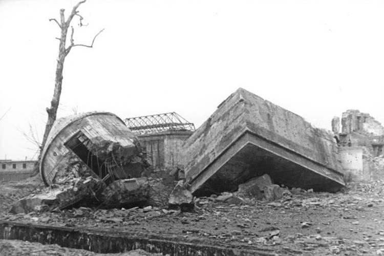 Führerbunker Bunker