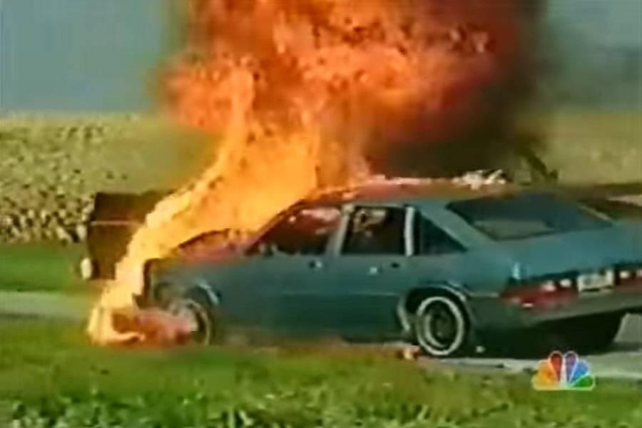 NBC fake car explosion