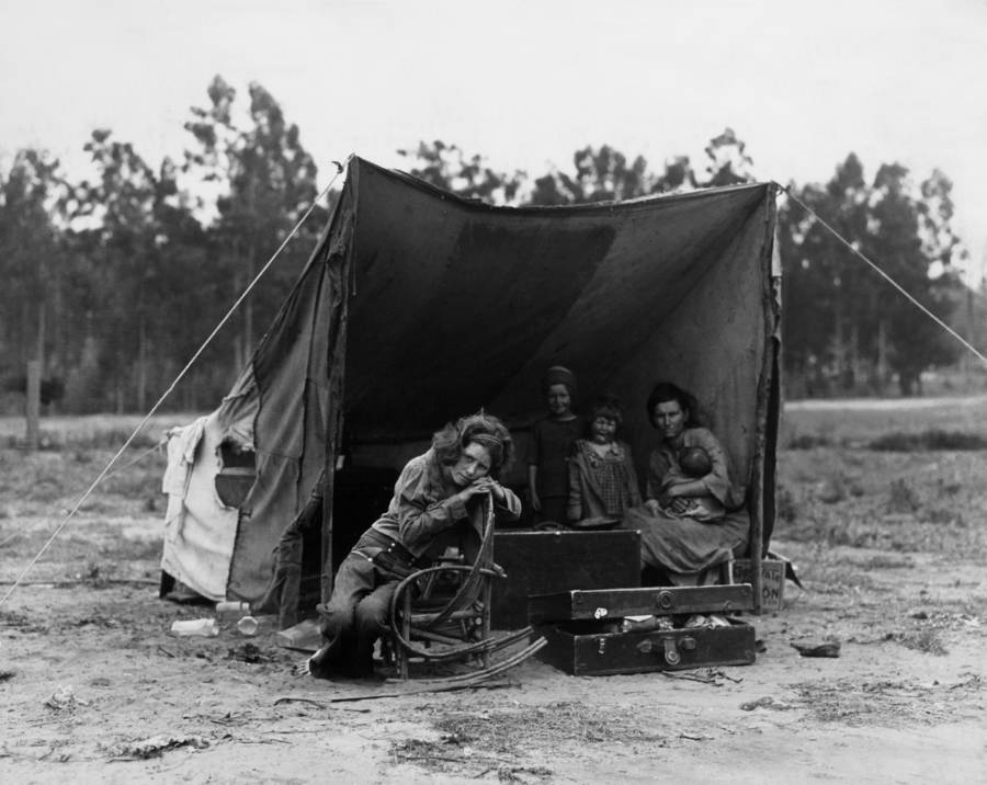 Hobo Culture Family Camp