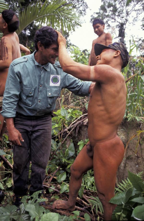 Funai anthropologist