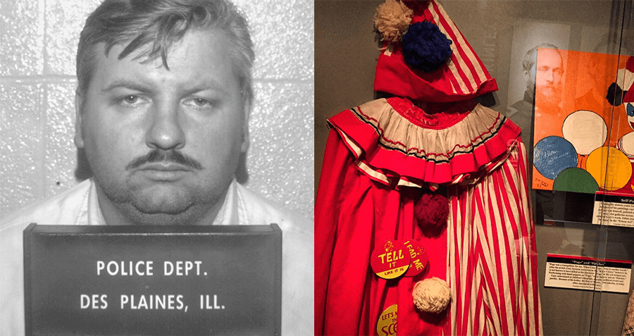john wayne gacy the chilling story of the real life serial killer clown