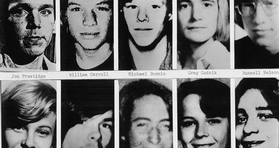 Serial Killer John Wayne Gacy's Victims