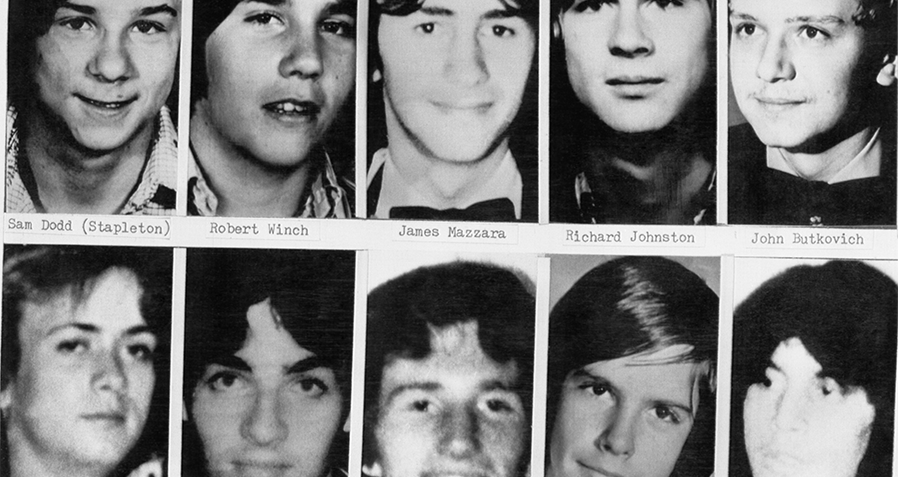 Gacy Victims One