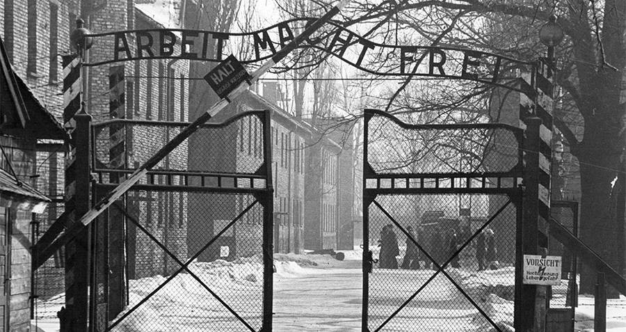 Gates To Auschwitz