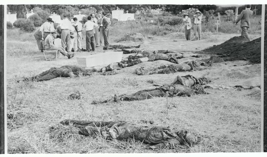 Guatemala Anti Comunist Dead