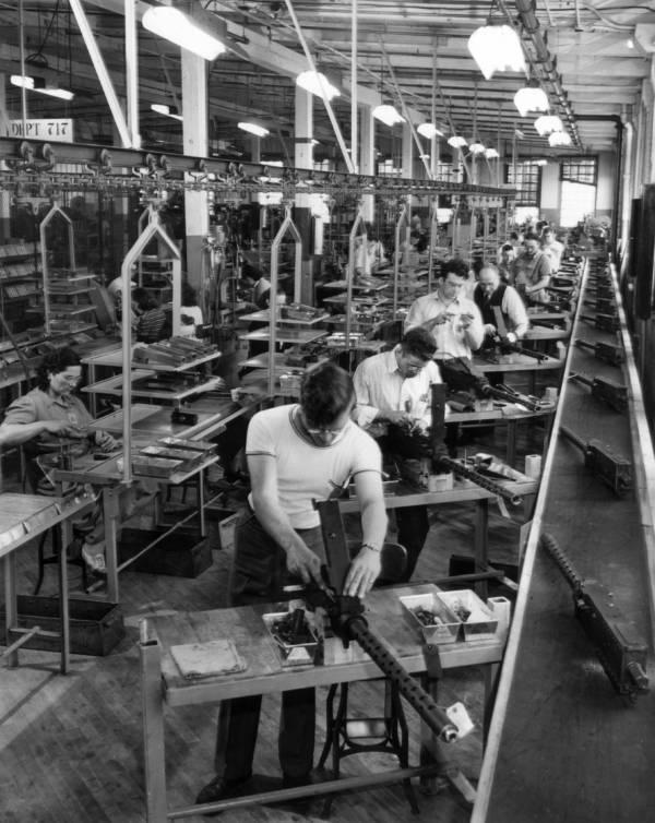 Gun Assembly Line