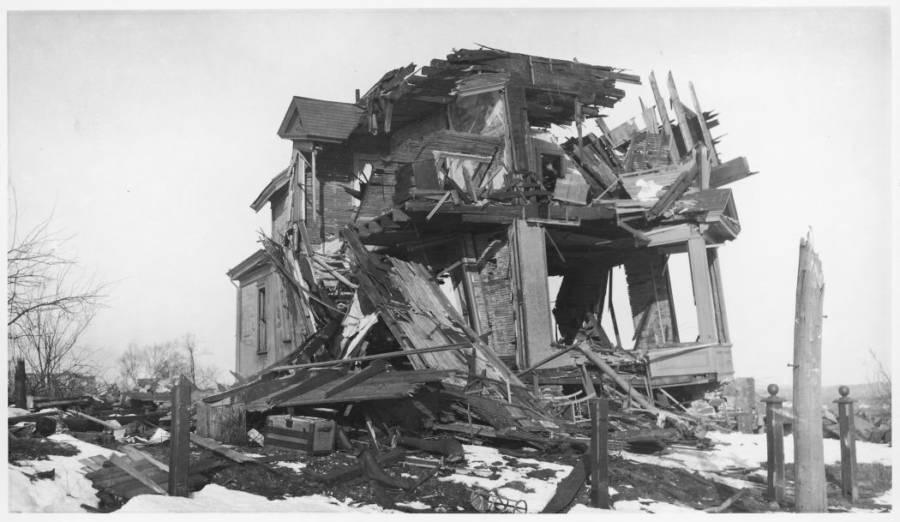 Halifax Explosion Photos