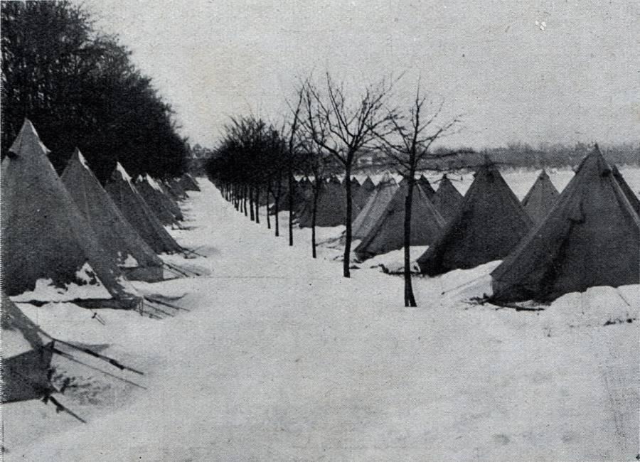 Halifax Explosion Tent City