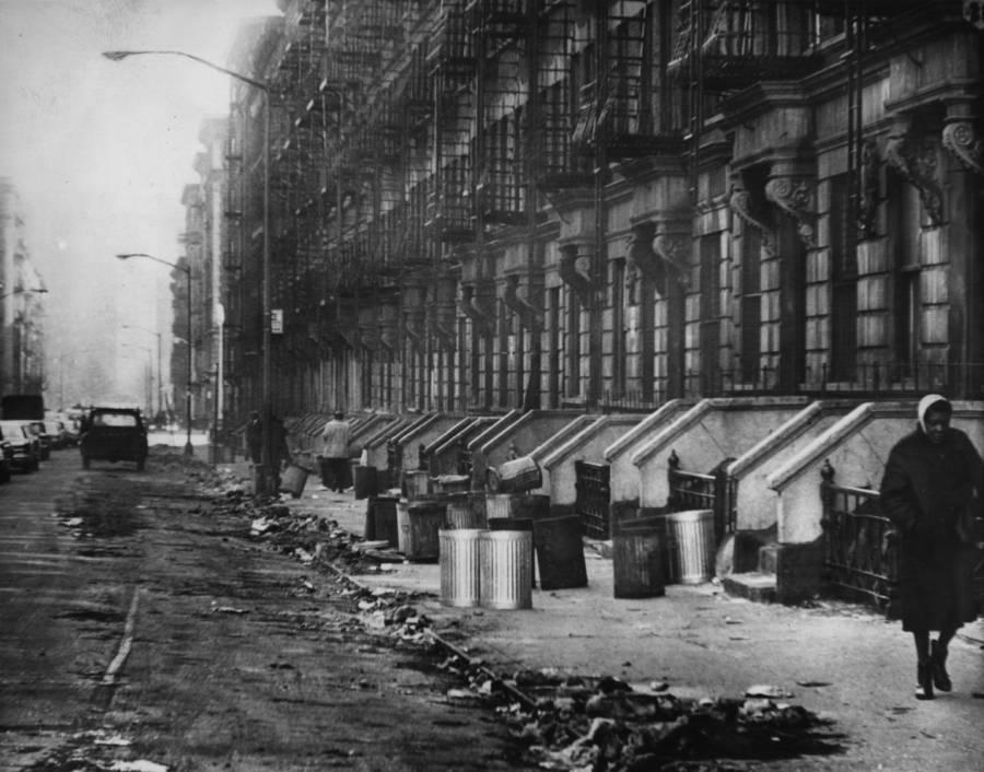 Harlem Poverty