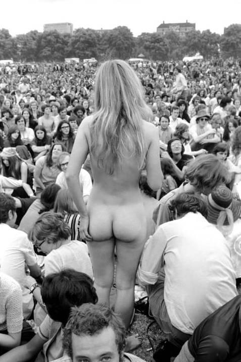 Hippie Butt