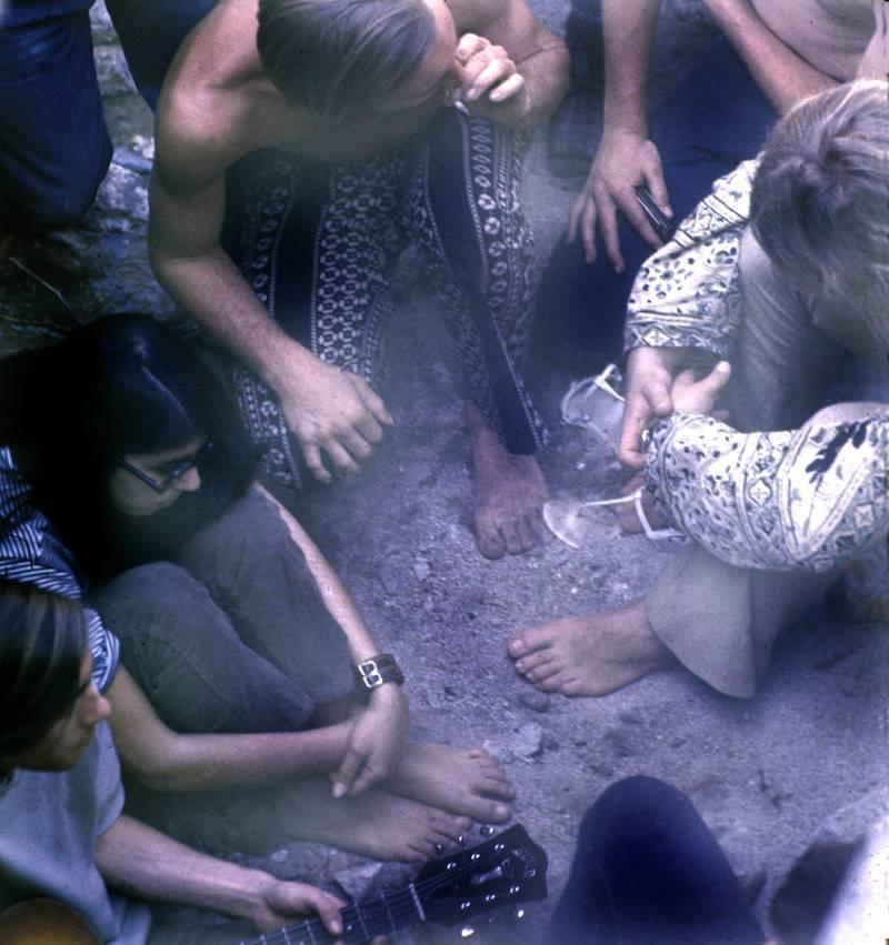 Hippie Commune Joint