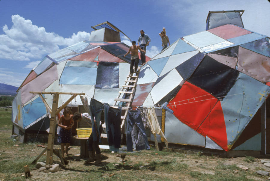 Hippies Dome