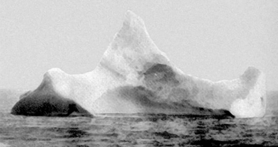 Iceberg That Sank The Titanic