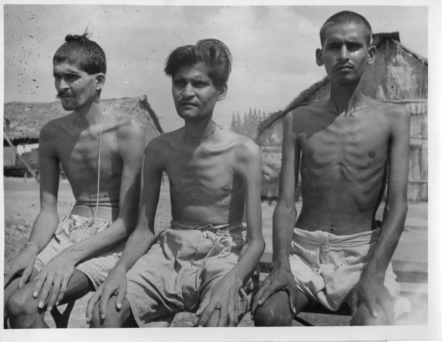 Indian POWs